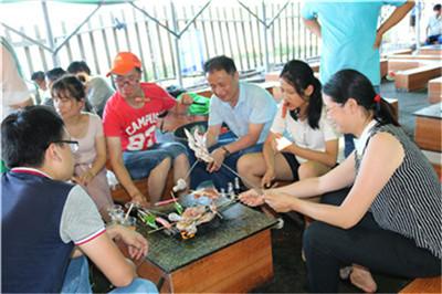深圳有哪些海边可以自助烧烤