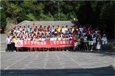 深圳80人趣味团建活动-公司户外趣味团建